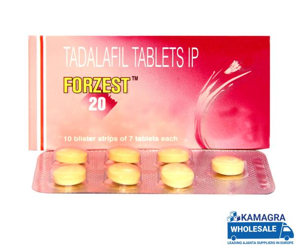 Forzest Tadalafil Tablets
